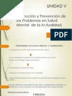 Integracion Salud Mental Unidad V