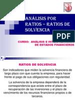 ANÁLISIS POR RATIOS – RATIOS DE SOLVENCIA_8.ppt