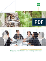 Guidance Liaison Organizations