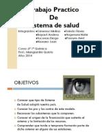 Presentacion de Sistema de Salud