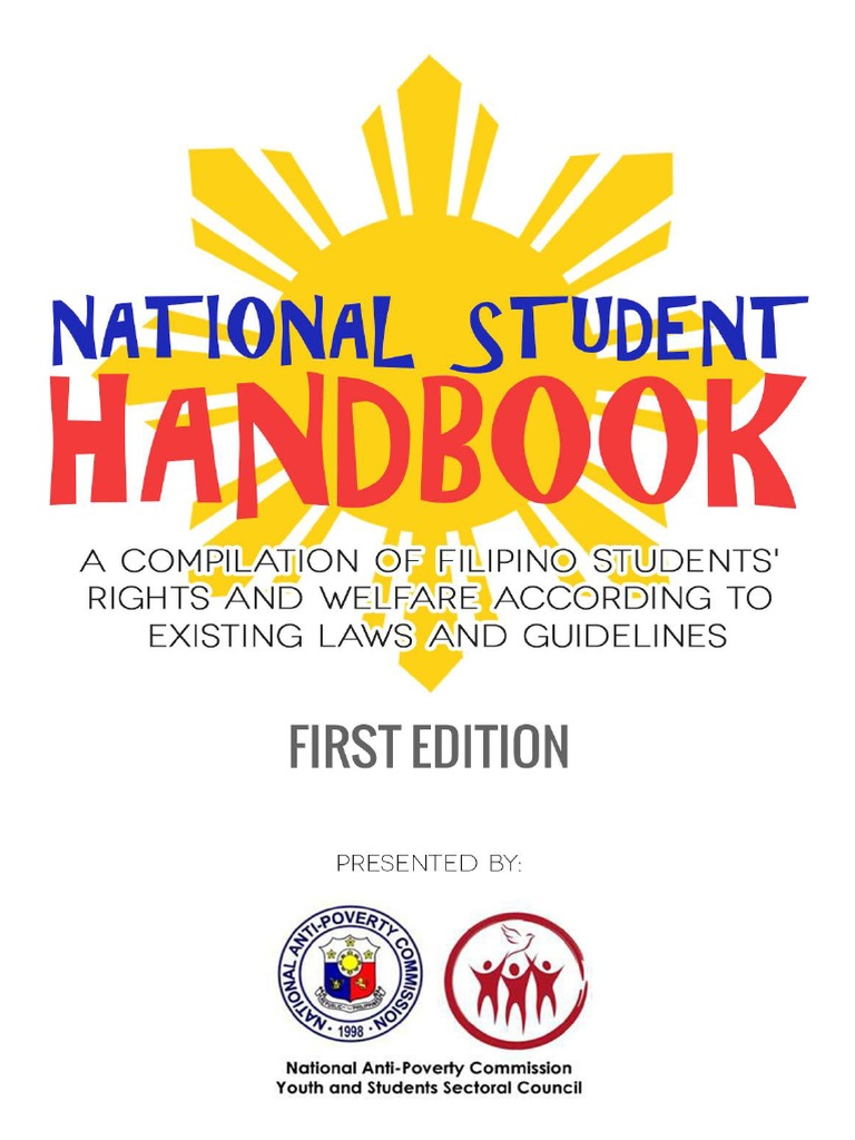 The national student handbook 1st edition university and college the national student handbook 1st edition university and college admission bullying fandeluxe Image collections