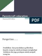 Parentcraft educationIBI D4