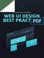 Web UI Design Best Practices