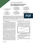 Application of Digital Signal Processing In Echo Cancellation