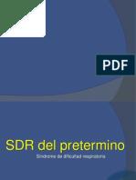 SDR pretermino .pdf