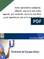 Sindrome de Escape Aereo defi .pdf