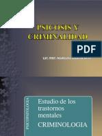 Psicosis y Criminalidad