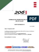 206 XS Volant 2006 info no5