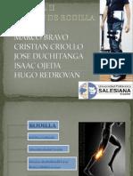 Estado del Arte de la rodilla Isaac Ojeda