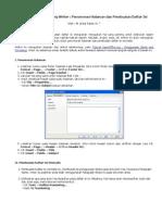 Tutorial OpenOffice.org Writer