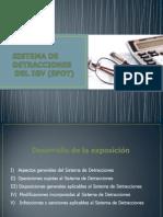 Sistema de Detraciones 2013 Charlas - 1