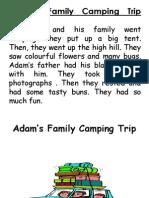 Adam's Family Camping Trip