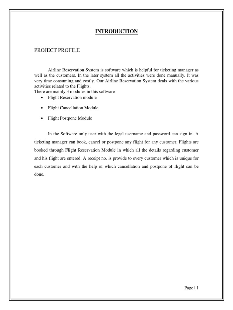 Project report on airlines reservation system java programming project report on airlines reservation system java programming language computing platforms ccuart Choice Image