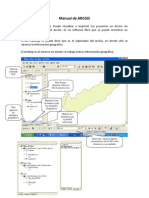 Manual de ARCGIS - Modulo ArcMAP