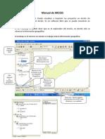 Manual de ARCGIS - Modulo ArcMAP