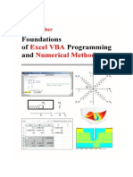 Foundations of Excel