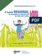 Plan 2035 Lima