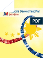 Philippine Development Plan, 2011-2016