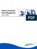 Centralized Data Management 62