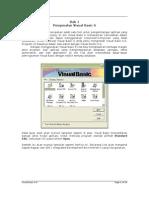 Visual Basic 6.0 Skripsi