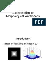 Watershed Segmentation