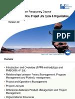 PMP Introduction PMBOK V4.0