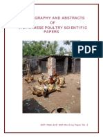 BIBLIOGRAPHY AND ABSTRACTS  OF VIETNAMESE POULTRY SCIENCE PAPERS