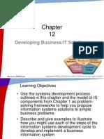 Ch 12 Instructor PPT Slides