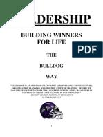 Bulldog Leadership Manual