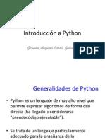 Python, Generalidades