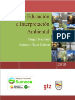 Manual de Educacion Interpretacion Ambiental