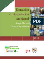 Manual de Educacion Interpretacion Ambiental