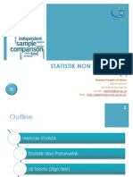 11 Statistik Non Parametrik 1