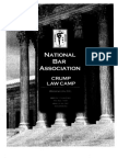 Crump Law Camp Brochure