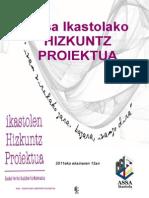 Assa Ikastola Hizkuntz Proiektua