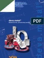 Deva Metal Manual