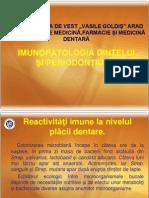 stagiu imunologie