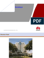 Report Sheraton Hotel Surabaya 17102013