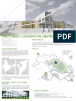 architectural thesis - international convention & exhibition centre in bodhgaya