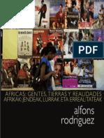 "Catálogo de la exposición ""Áfricas"