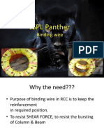 JSPL Panther Wire