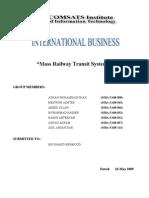 raileway project transit rawalpindi