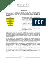 Resumen Sismtema Operativo WNT