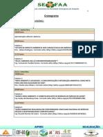 Cronograma Da Semana de Educação Ambiental Da Faculdade Anhanguera de Anápolis_ENVIAR