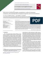 Fabrication of Exfoliated Graphite Nanoplatelets-reinforced Aluminum