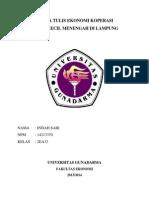 UKM Di Lampung