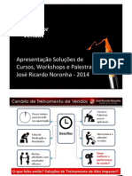 Apresentacao Palestras e Cursos Jose Ricardo Noronha 20141