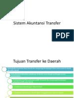 Sistem Akuntansi Transfer
