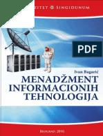 Menadžment Informacionih Tehnologija