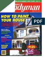 The Family Handyman 356 1995 03